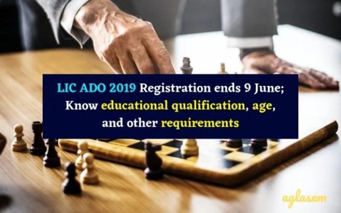 lic ado requirements