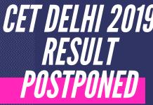 CET-DelHI-2019-Result-Postponed-Aglasem