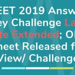 NEET-2019-Answer-Key-Challenge-Last-Date-Extended-Aglasem