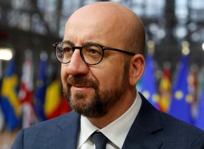 European Council chief calls on Turkey's Erdogan to hold consultations on Eastern Mediterranean settlement
