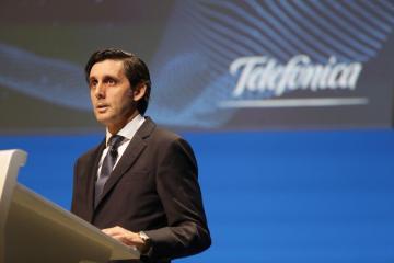 José María Álvarez-Pallete Telefónica_America Digital