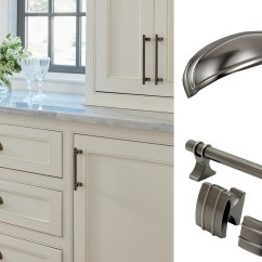 Black Pull Handles Kitchen Cabinets Window Shades Amerock