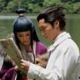 【逆轉裁判】劇照_桐谷美玲(左)與成宮寬貴在電影發表會上分享情人節時的傷心往事