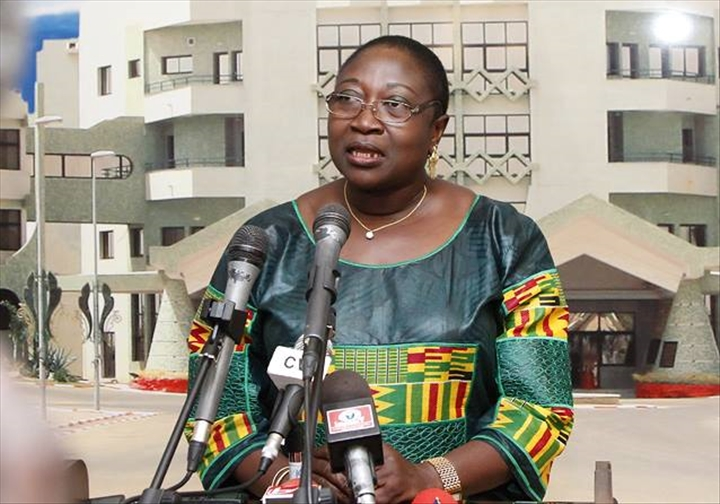 """Résultat de recherche d'images pour """"Madame Marguerite Ouédraogo/Bonané, Présidente de la Commission de l'Information des Libertés (CIL)"""""""