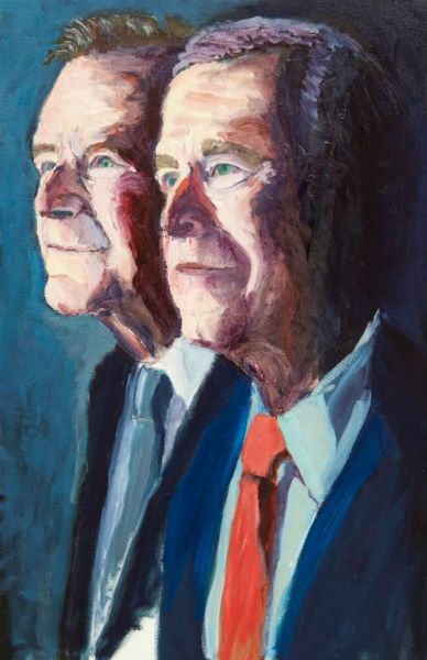 George W Bush Is Still A Bad Painter Artnet News