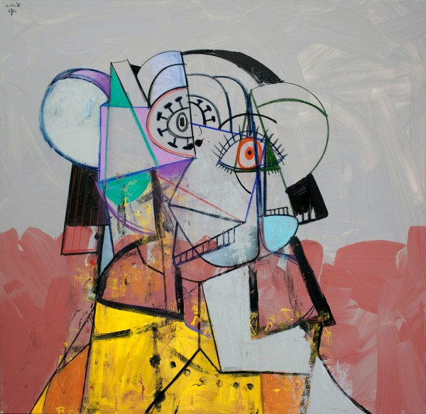 George Condo Picasso And Death Of Painting - Artnet