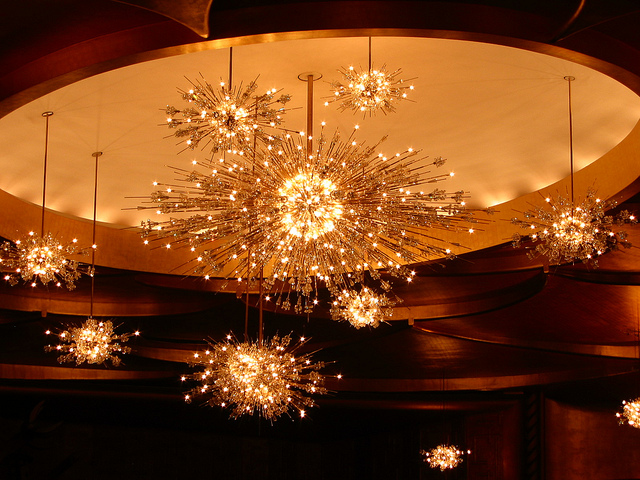 The Metropolitan Opera House S Sputnik Chandeliers Photo Paula Soler Moya