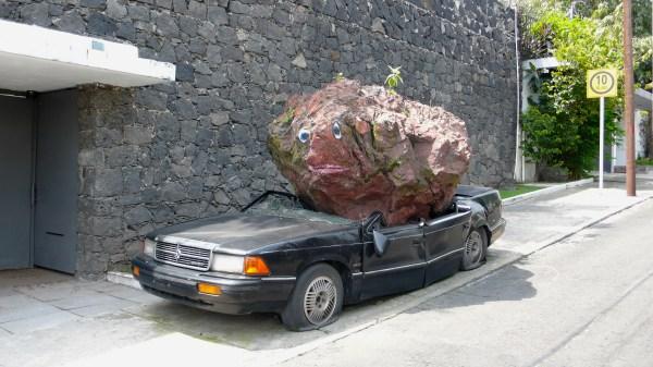 Jimmie Durham Sculpture Heads Hirshhorn Museum Artnet