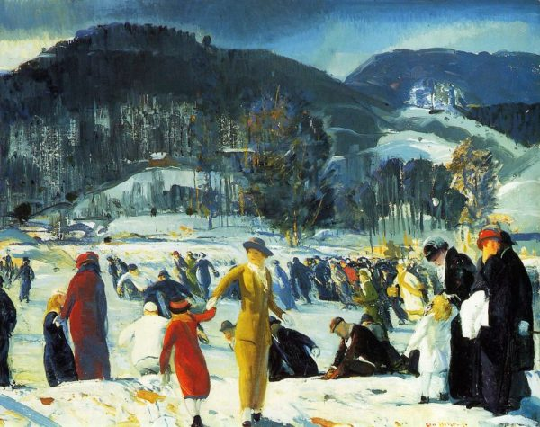 Celebrate George Wesley Bellows' Paintings Artnet