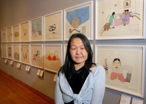 Annie Pootoogook Art