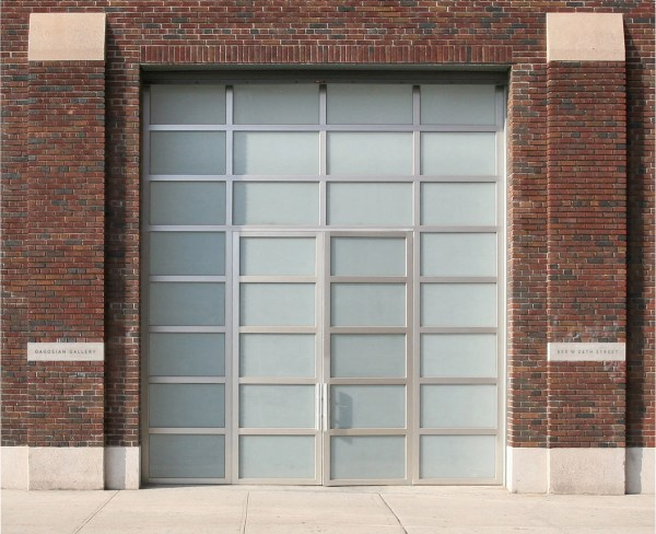 Doors & Works Of Contemporary Art Courtesy