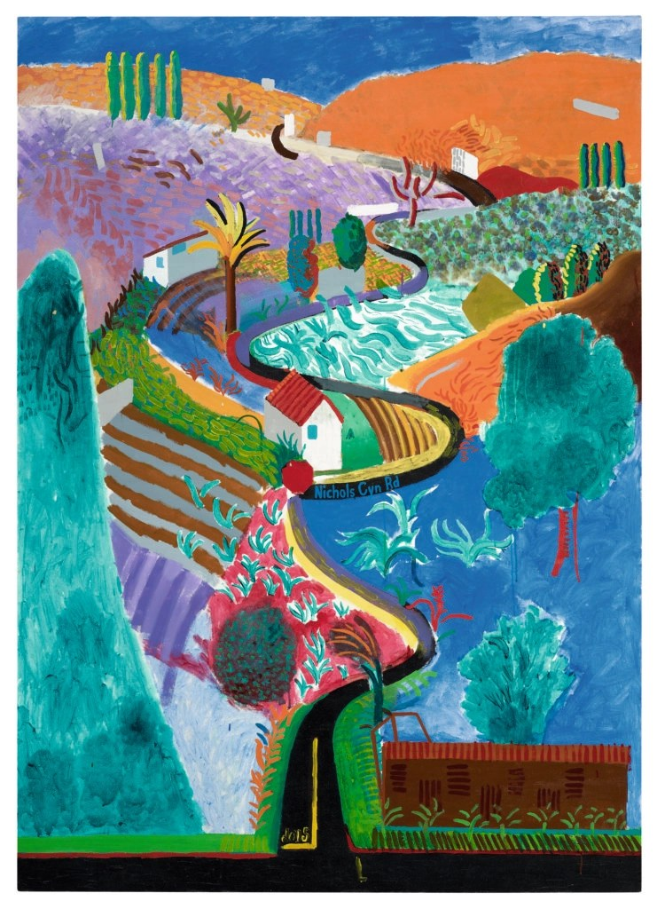 Here Are 14 Iconic Works By David Hockney To Celebrate His 80th Birthday Artnet News