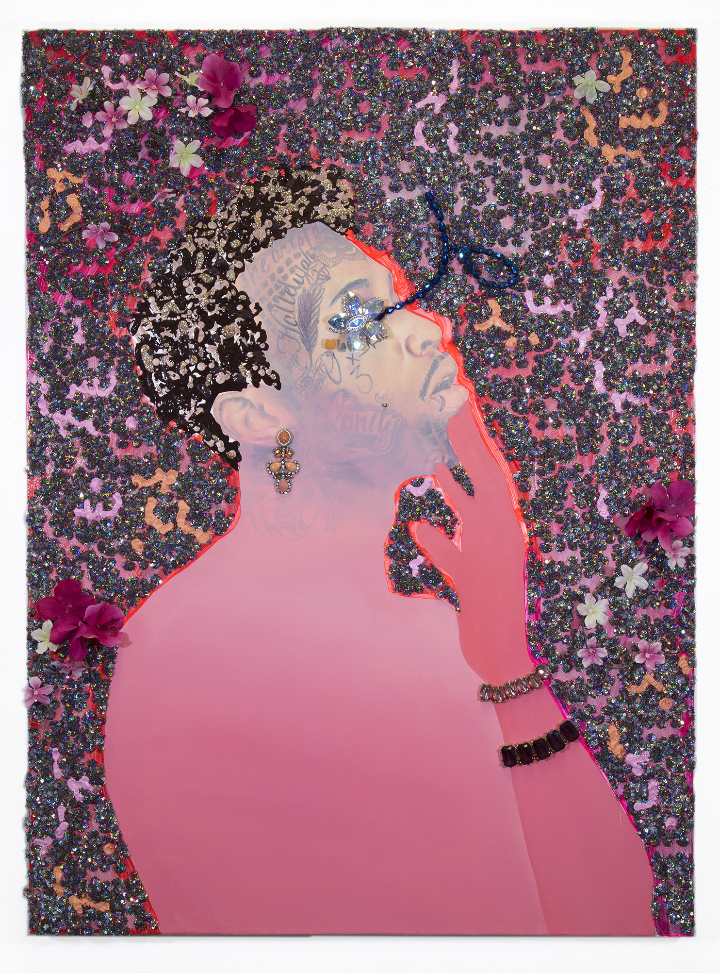 Devan Shimoyama Is the Winner of the 2016 PULSE Prize  artnet News