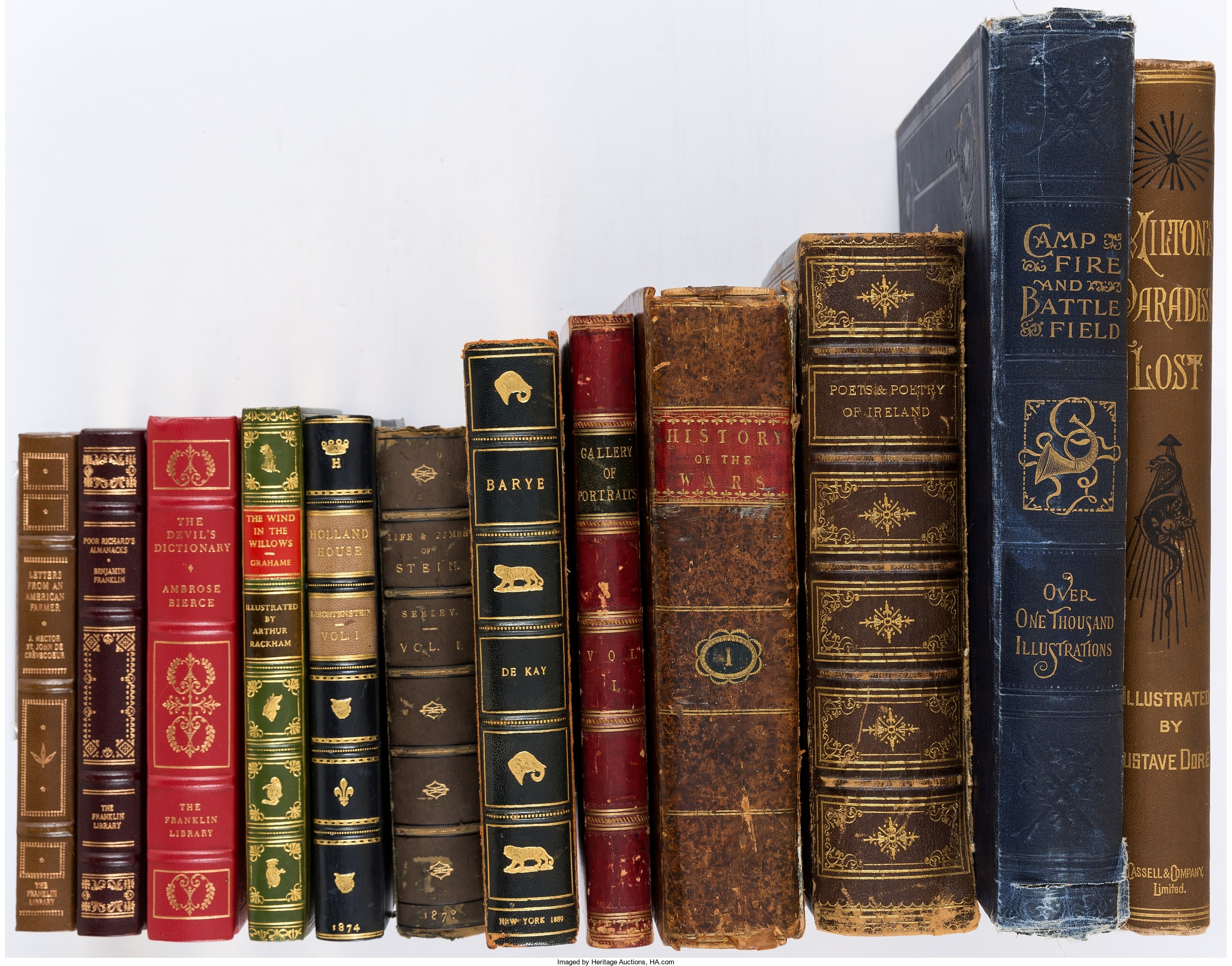 Sly Stallone's Book Collection Heads to Auction at Heritage   artnet News