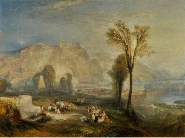 Sotheby' Offer Turner Landscape 31 Million