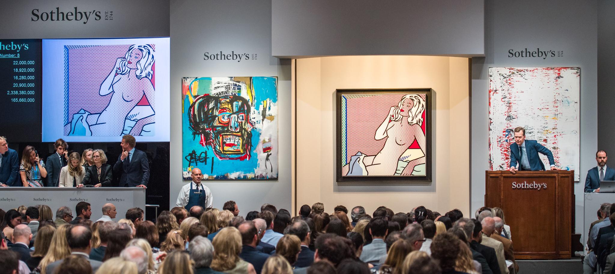 12 Essential Takeaways From Last Week's $1.6 Billion Art Auctions   artnet