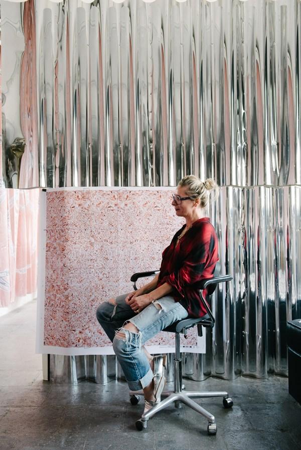 Monica Bonvicini Massive Sculpture View In