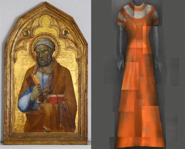 Vatican And Rihanna Collide Metropolitan Museum' Costume Institute