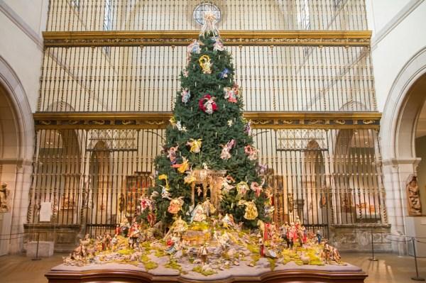 Christmas Metropolitan Museum of Art