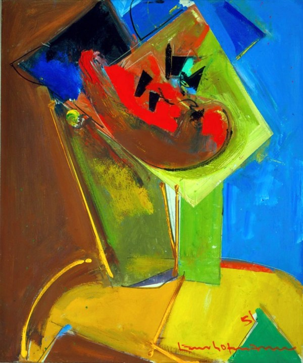 12 Years Trove Of Stolen Hans Hofmann Paintings Recovered Artnet