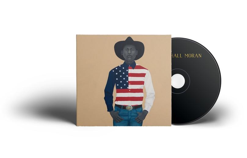 Alicia Hall Moran, ici aujourd'hui. Album d'album: Amy Sherald, Ce qui est précieux en lui, le fantôme ne veut pas discerner d'une manière qui réduit sa présence (All American), 2017. Gracieuseté de l'artiste et de la galerie Monique Meloche.