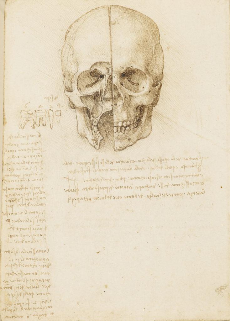 Leonardo da Vinci's Death; today, a dozen museums across the UK