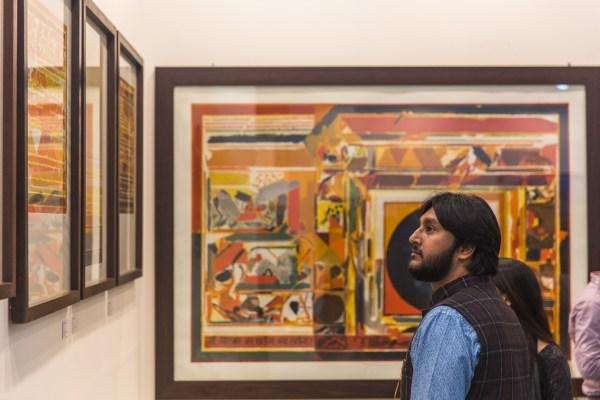 India' Art Market Poised Liftoff