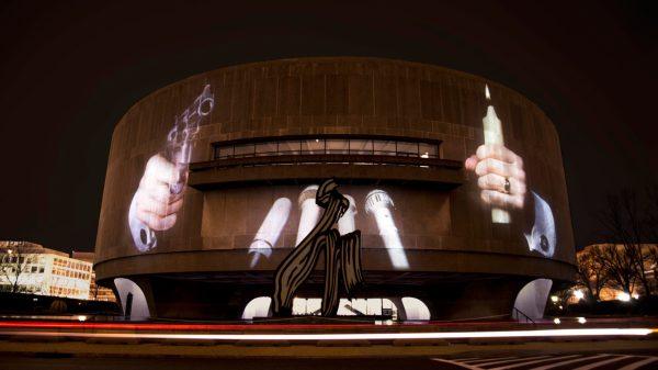 Hirshhorn Museum Postpones Artist Krzysztof Wodiczko Gun