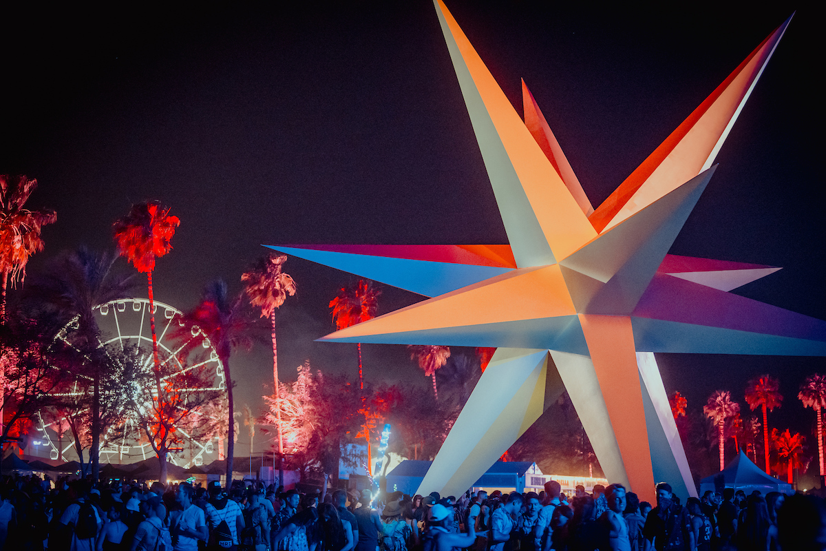 3 Spectacular Coachella Art Installations That Are Giving