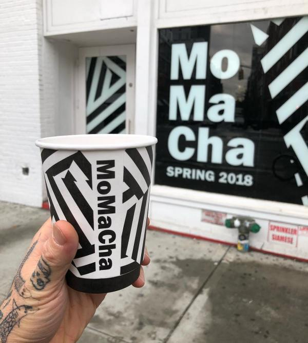 Moma Suing Momacha Teashop Over And Cafe