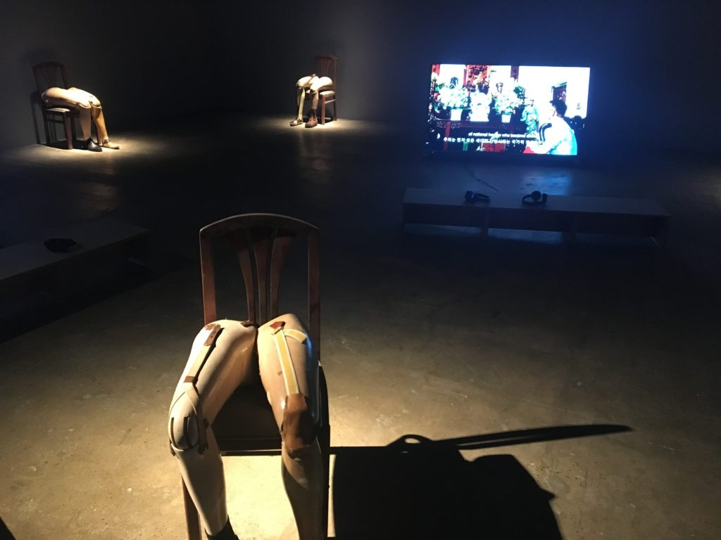 The Gwangju Biennale Is Overly Ambitious Muddled