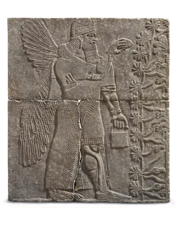 3 000-year- Stone Relief Sold 31 Million