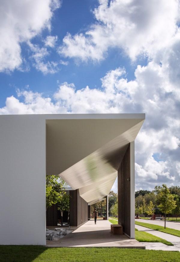 Menil Drawing Institute' 40 Million Building