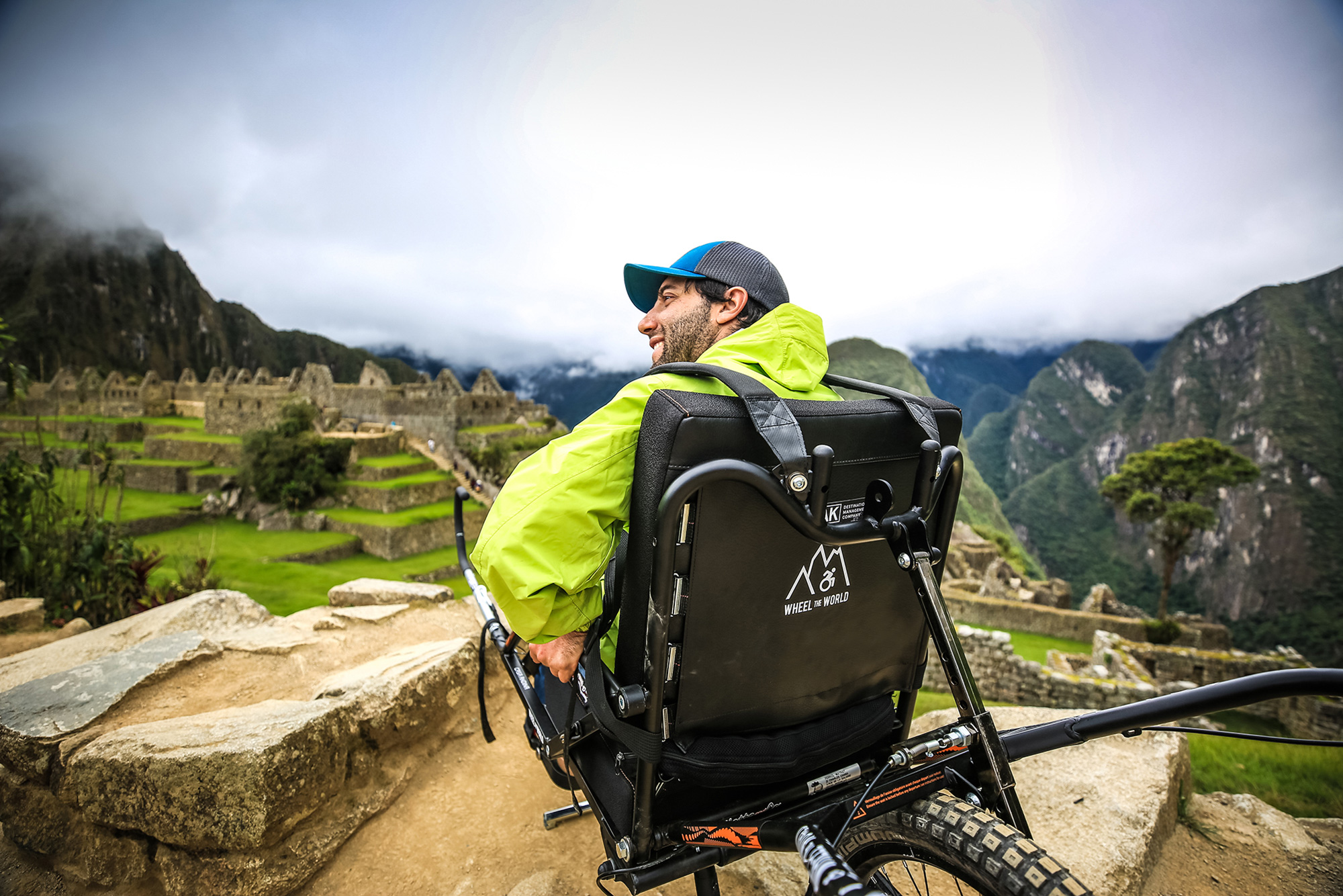 Two Inventors Just Made Machu Picchu More Accessible To