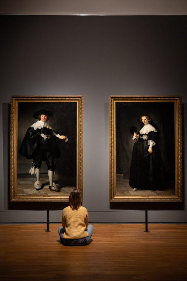 Time Rijksmuseum Showing