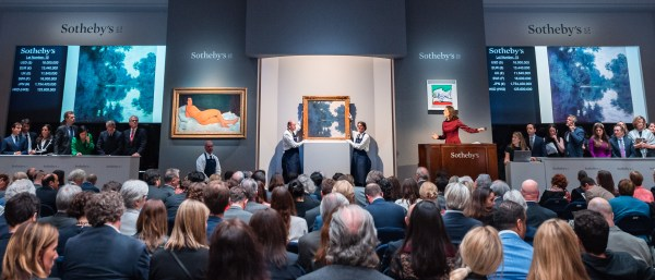 Sotheby' Strong 2018 Earnings Propelled Record