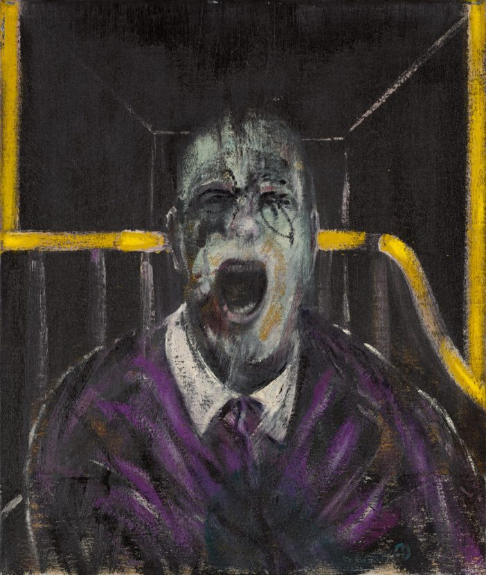 Francis Bacon, Study for a Head