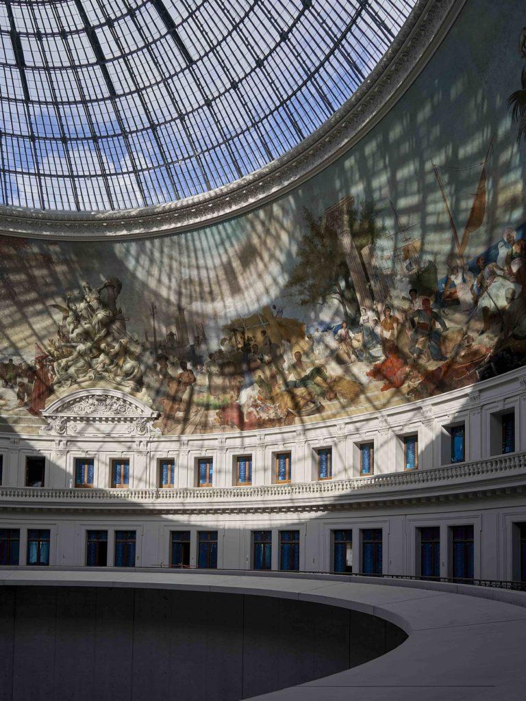 Bourse de Commerce—Pinault Collection by Maxime Tétard.