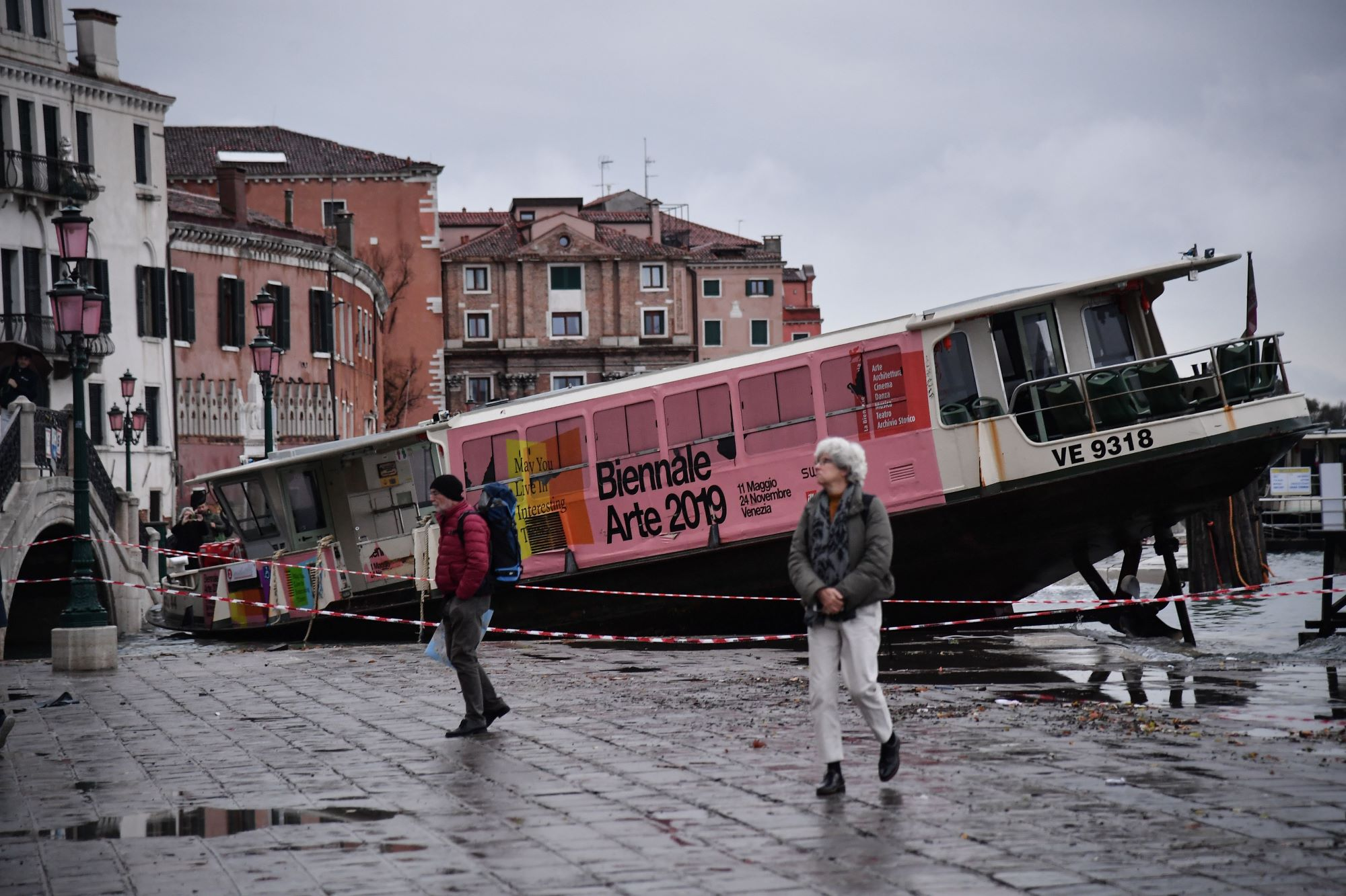 The Venice Biennale Shuts Down As The City Is Hit By Its Worst Floods In Half A Century Artnet News