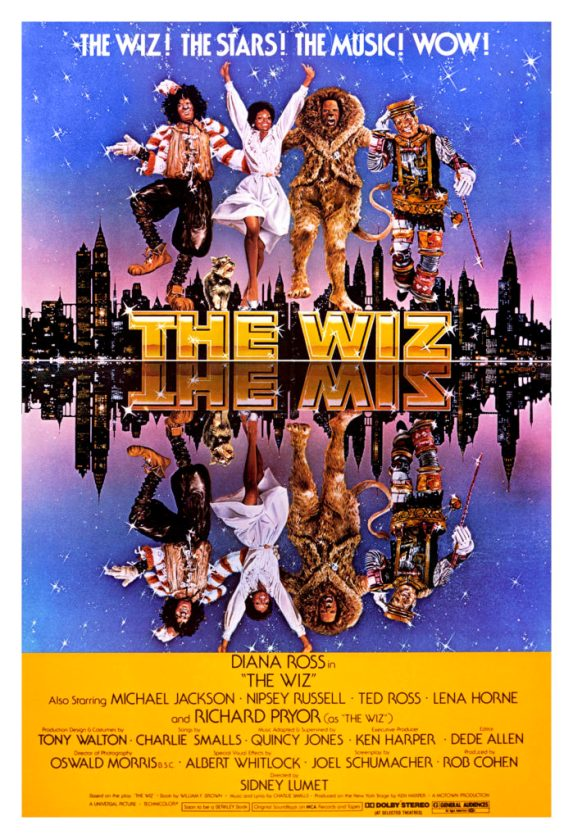 "Film poster for <em>The Wiz</em> (1978). Courtesy of the Lucas Museum of Narrative Art, from the Separate Cinema Archive."" width=""699″ height=""1024″ srcset=""https://news.artnet.com/app/news-upload/2020/01/The-Wiz_27x41-poster_1978-699×1024.jpg 699w, https://news.artnet.com/app/news-upload/2020/01/The-Wiz_27x41-poster_1978-205×300.jpg 205w, https://news.artnet.com/app/news-upload/2020/01/The-Wiz_27x41-poster_1978-34×50.jpg 34w, https://news.artnet.com/app/news-upload/2020/01/The-Wiz_27x41-poster_1978-1311×1920.jpg 1311w"" sizes=""(max-width: 699px) 100vw, 699px""></p> <p class="