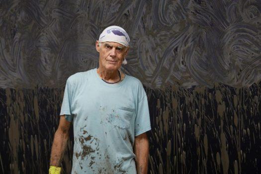 Richard Long Portrait