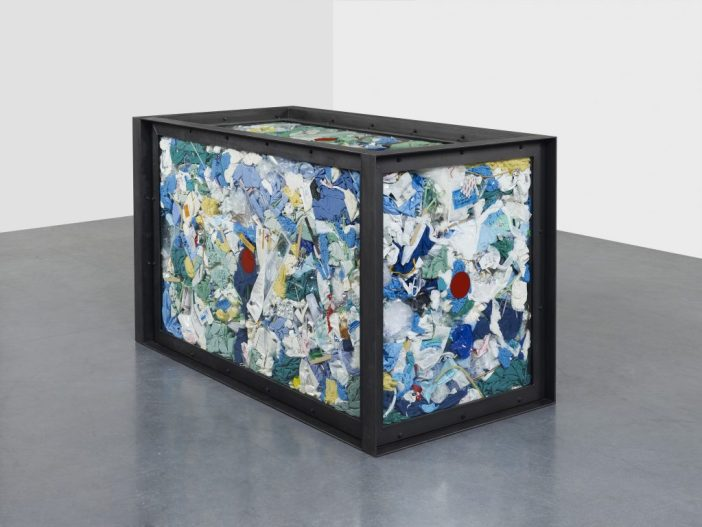 Damien Hirst, Waster (1997). Photo: Prudence Cuming Associates. ©Damien Hirst and Science Ltd.