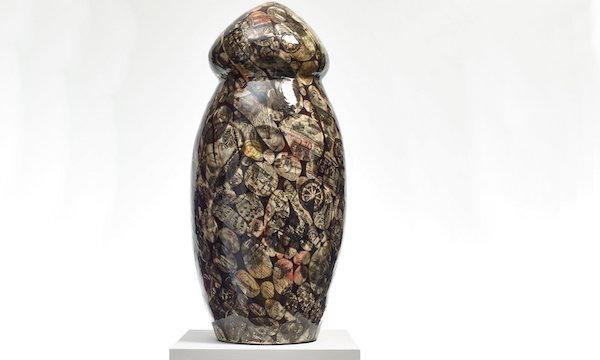 Object in Foreground (2016), de Grayson Perry. Foto ©Grayson Perry e Victoria Miro Gallery, Londres