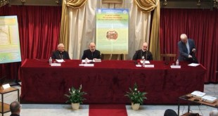 Bishop of California Attends Academic Year Opening in Rome