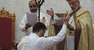 New Priest Ordained in Erbil, Iraq