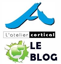 logo le blog atelier cortical
