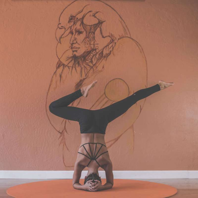 Getting into Yoga Athabasca University Stress Mental Health Well-being
