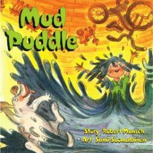 mud puddle cover art