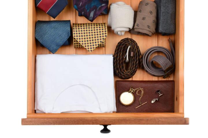sock drawer image