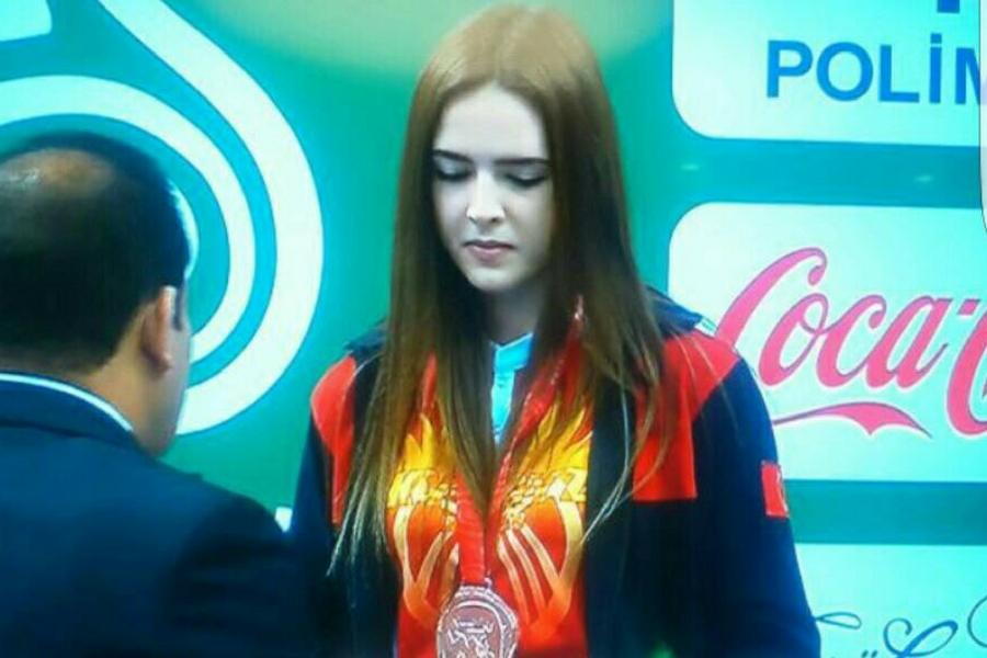Бронзовая медаль на чемпионате Азии